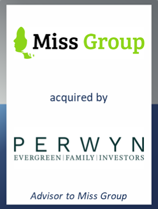 Missgroup sale to Perwyn